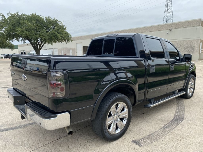 Ford F150 LARIAT SUPERCREW 2008 price $11,900
