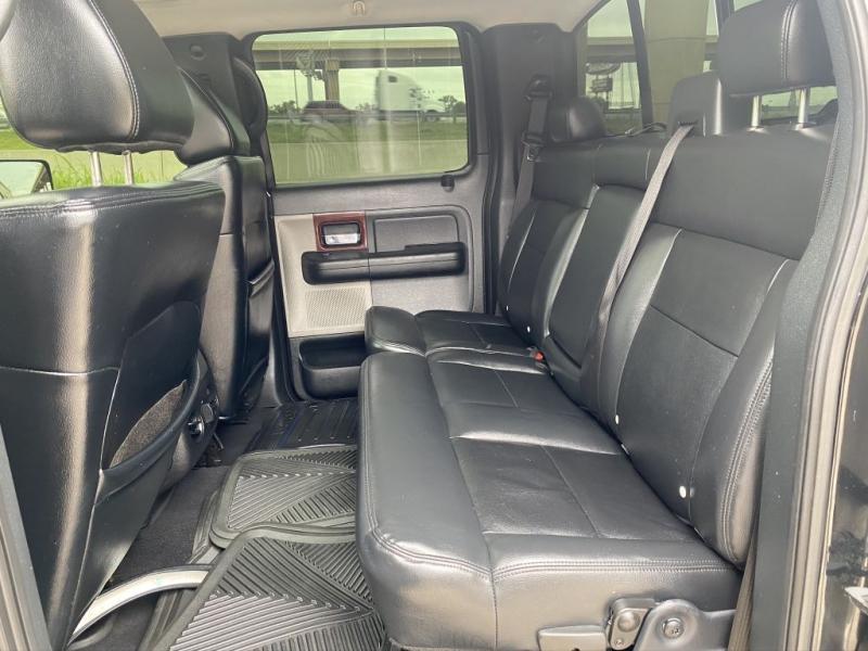 Ford F150 LARIAT SUPERCREW 2008 price $11,900