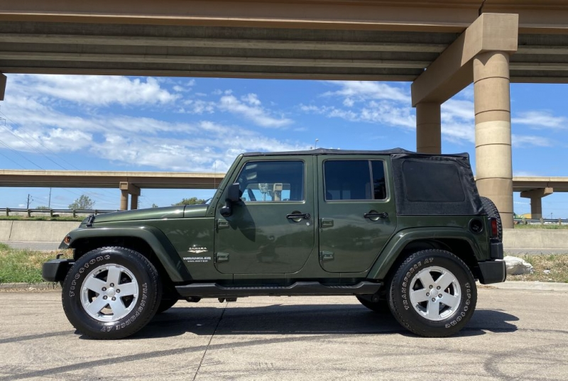 JEEP WRANGLER 2007 price $14,500
