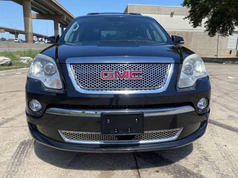 GMC Acadia DENALI 2012 price $11,900