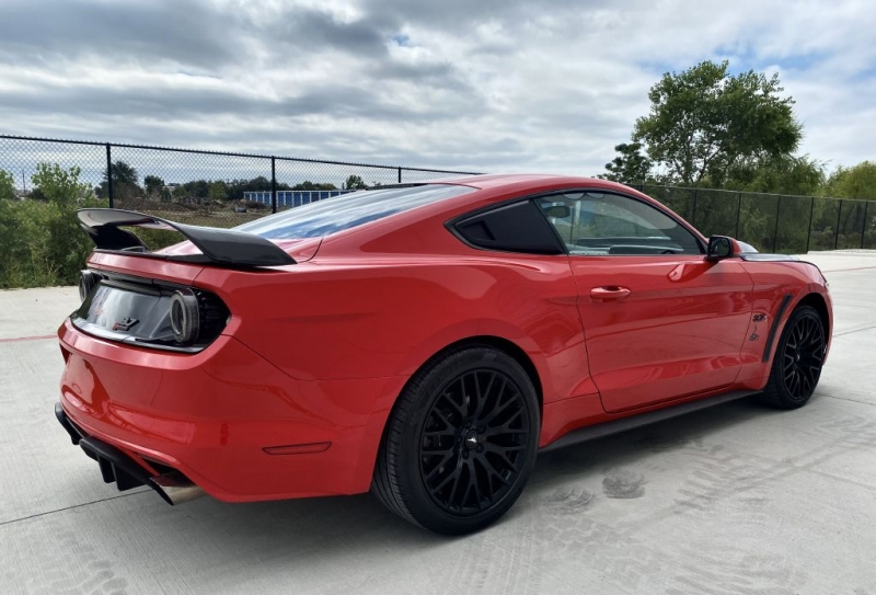 Ford MUSTANG 2017 price $19,900