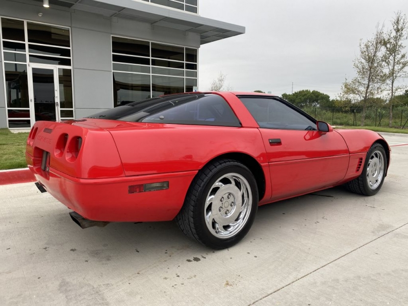 CHEVROLET CORVETTE 1995 price $6,900