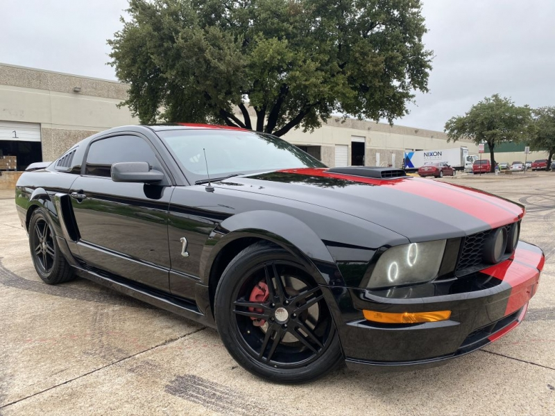 Ford Mustang GT 2006 price $9,900