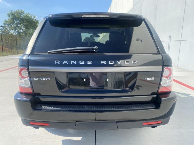 LAND ROVER RANGE ROVER SPO 2012 price $13,900