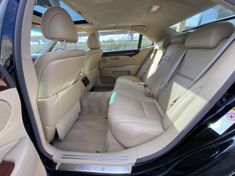 LEXUS LS 2008 price $8,900