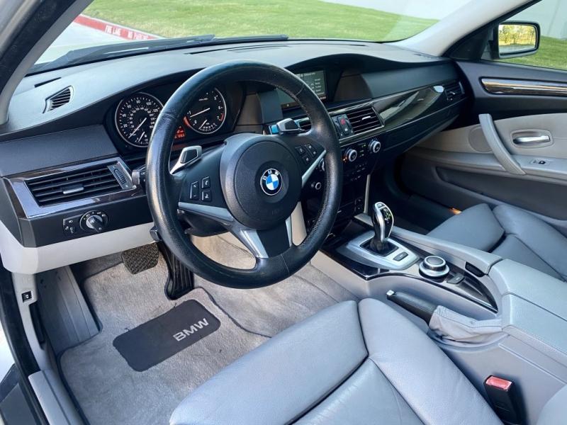 BMW 550 2008 price $8,490