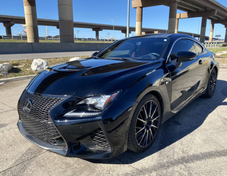 LEXUS RC-F 2015 price $40,490