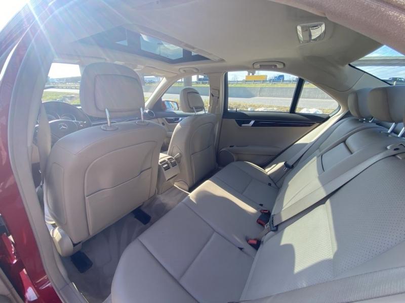 MERCEDES-BENZ C-CLASS 2014 price $9,490