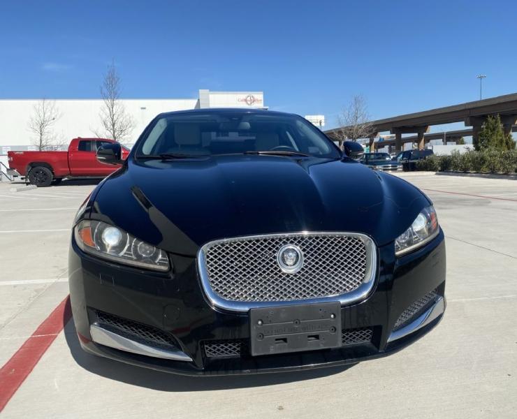 JAGUAR XF 2013 price $11,900