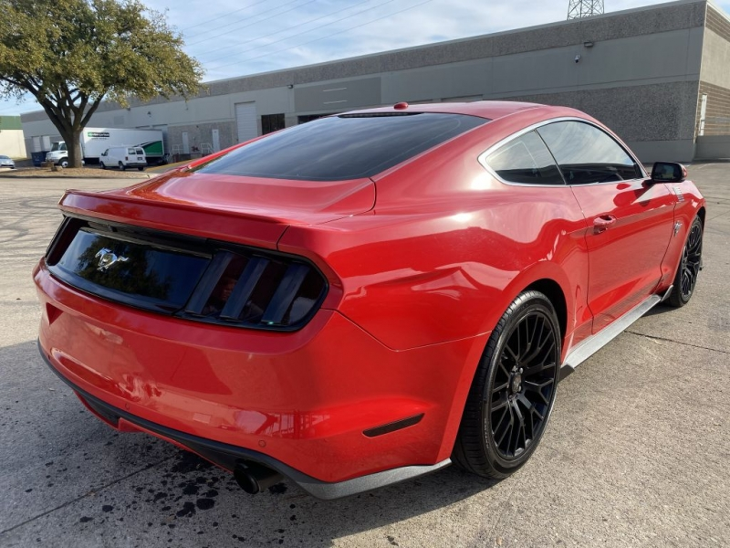 FORD MUSTANG 2016 price $19,490