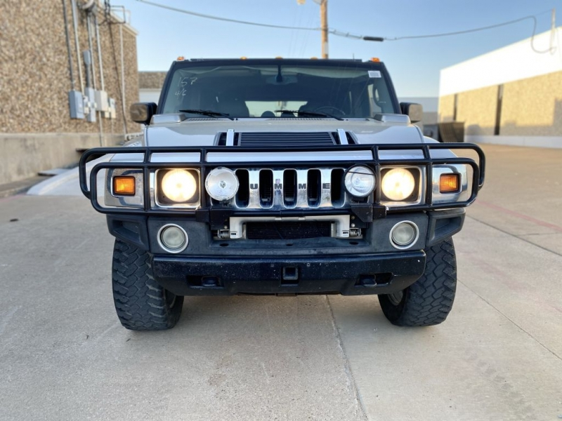 HUMMER H2 2003 price $12,490