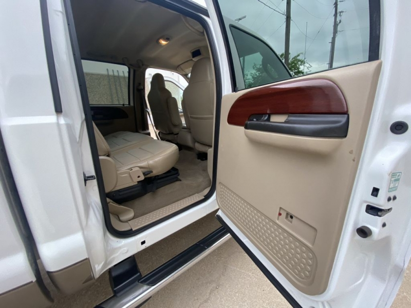 FORD F250 2007 price $16,900