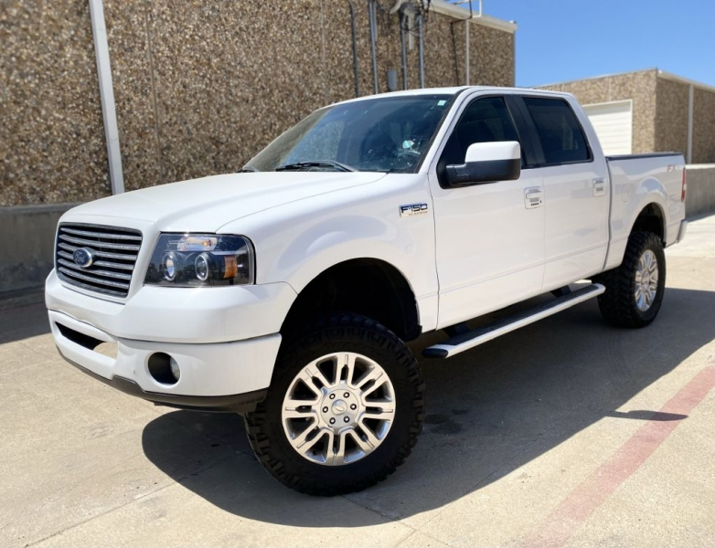 FORD F150 2008 price $14,900