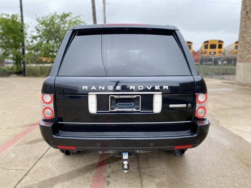 LAND ROVER RANGE ROVER 2012 price $16,900