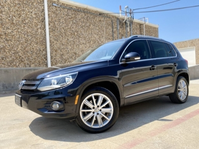 Used Volkswagen Tiguan Dallas Tx