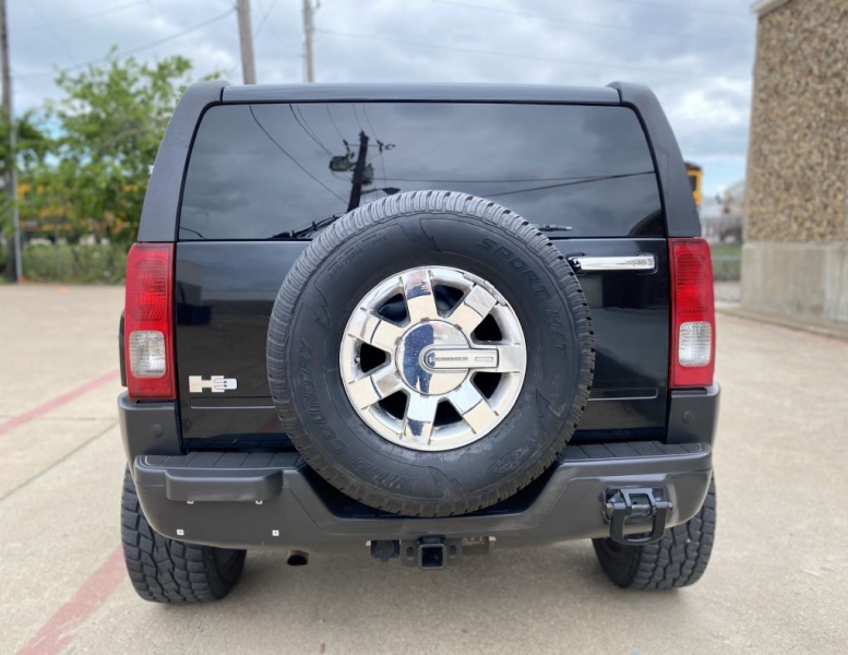 HUMMER H3 2007 price $11,900