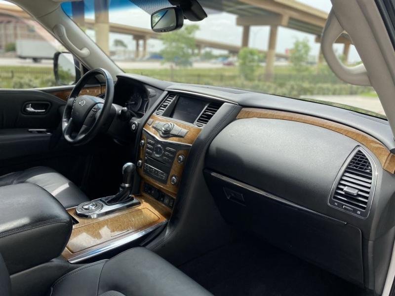 INFINITI QX56 2012 price $16,900
