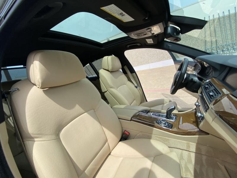 BMW 550 2011 price $12,900