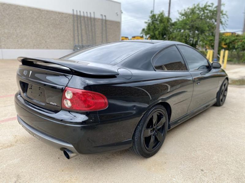 PONTIAC GTO 2005 price $10,900