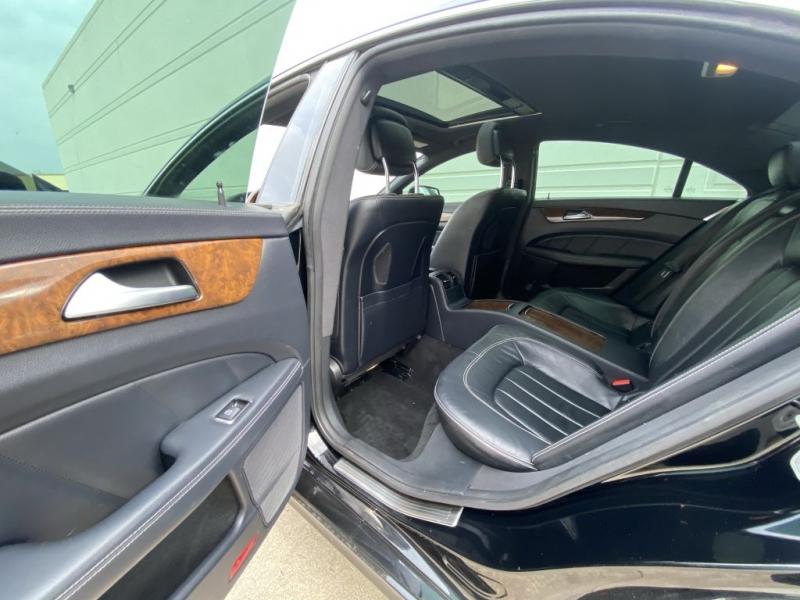MERCEDES-BENZ CLS 2012 price $17,900