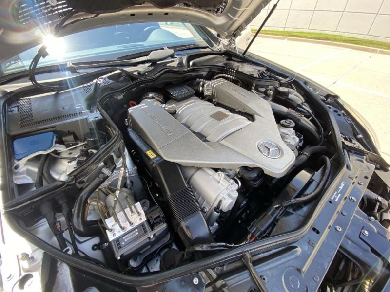 MERCEDES-BENZ CLS 2008 price $16,900
