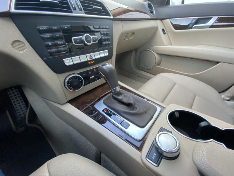 MERCEDES-BENZ C-CLASS 2014 price $13,900