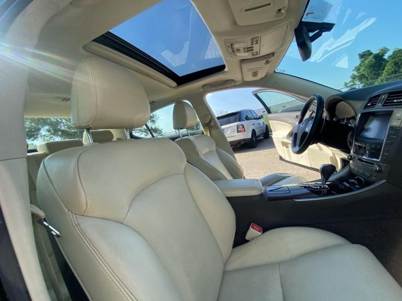 LEXUS IS 2012 price $12,900