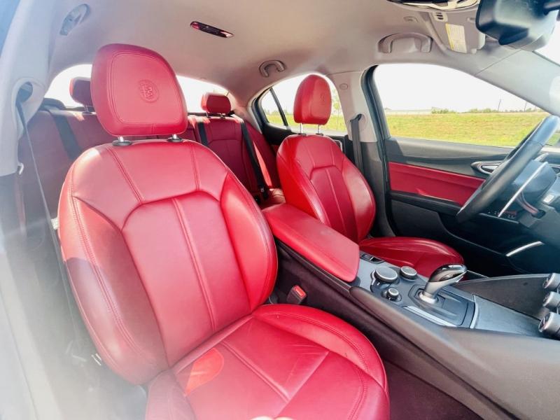 Alfa Romeo GIULIA 2017 price $26,900