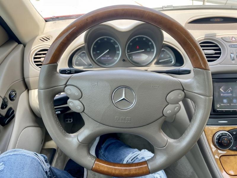 MERCEDES-BENZ SL 2007 price $19,900