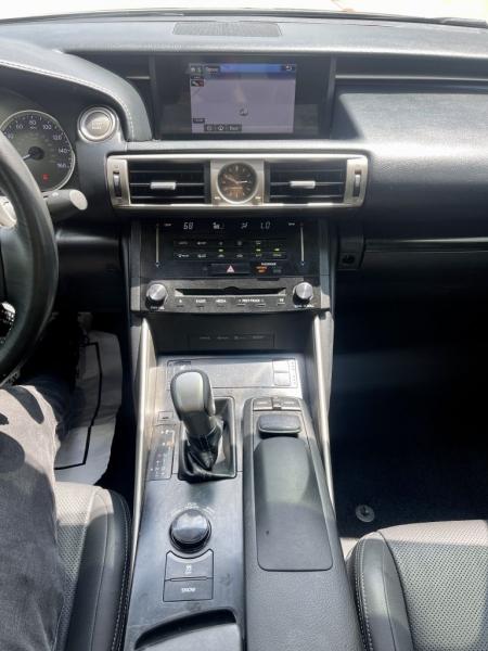 Lexus IS 2014 price $16,900