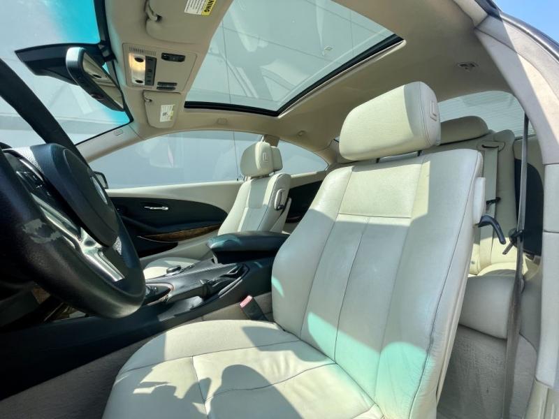 BMW 650 2008 price $13,900