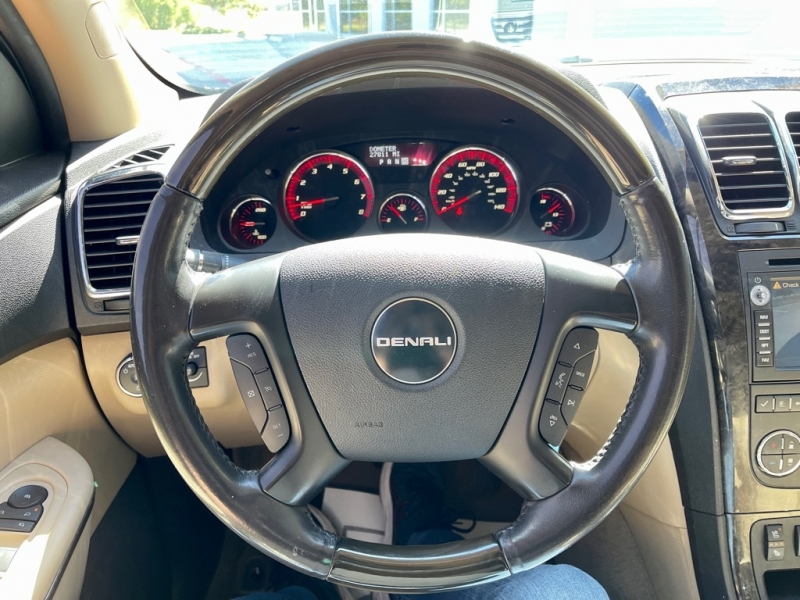 GMC ACADIA 2011 price $11,900