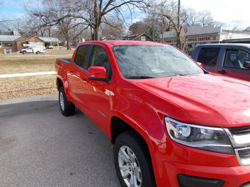 CHEVROLET COLORADO LT 2019 price Call for Pricing.