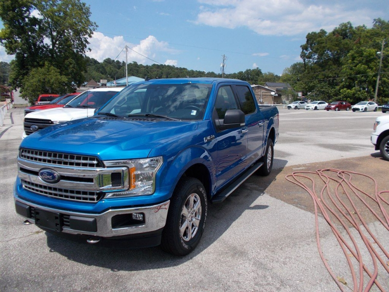FORD F150 XLT 4X4 2019 price Call for Pricing.