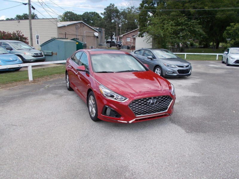 HYUNDAI SONATA 2019 price Call for Pricing.