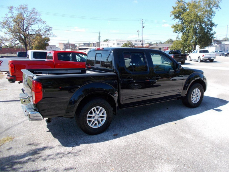 NISSAN FRONTIER SV 2019 price Call for Pricing.