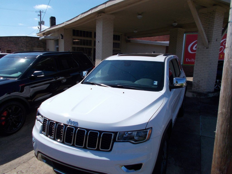JEEP GRAND CHEROKEE 2020 price Call for Pricing.