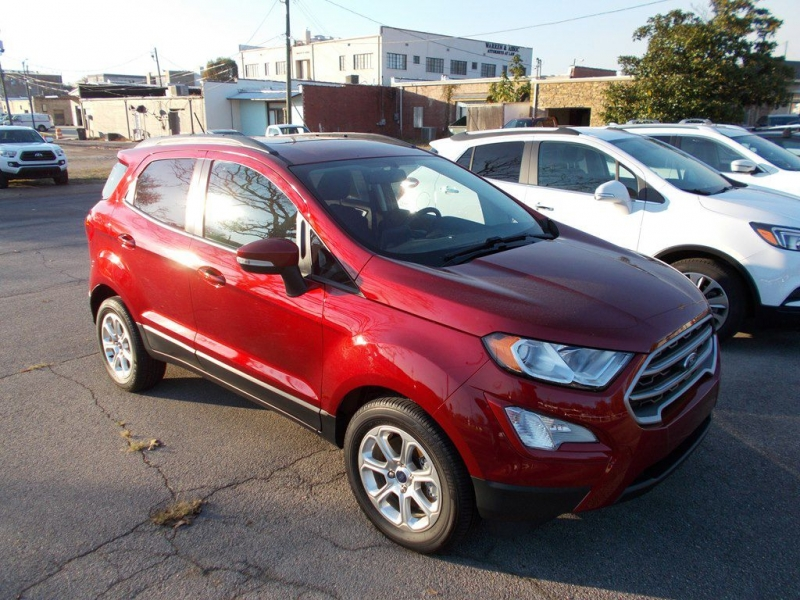 FORD ECOSPORT 2019 price Call for Pricing.