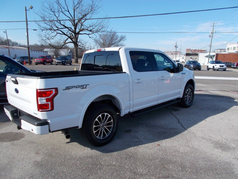 FORD F150 XLT SPORT 2018 price Call for Pricing.