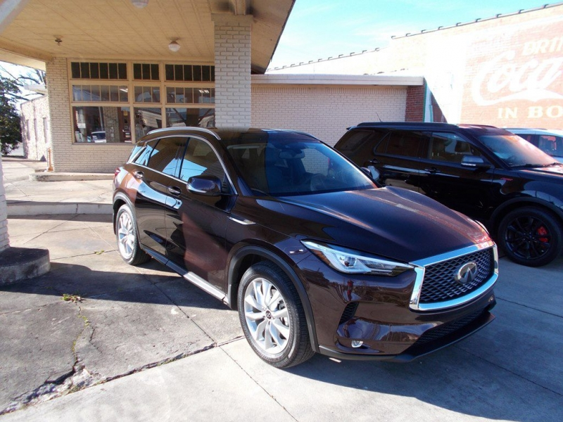 INFINITI QX50 2020 price Call for Pricing.