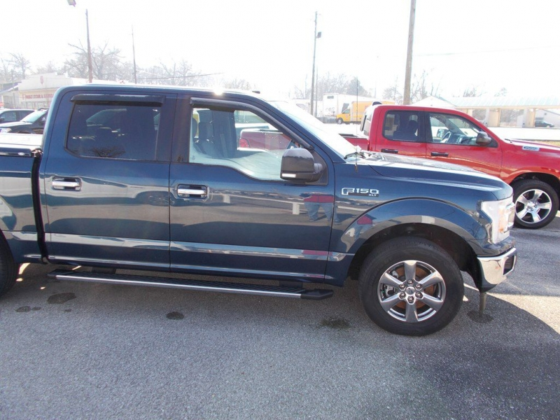 FORD F150 XLT 2018 price Call for Pricing.