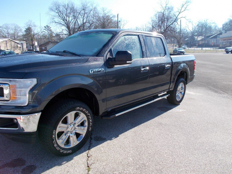 FORD F150 XLT 4X4 2018 price Call for Pricing.