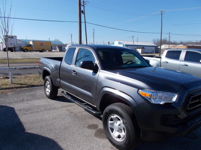 TOYOTA TACOMA 2020 price Call for Pricing.