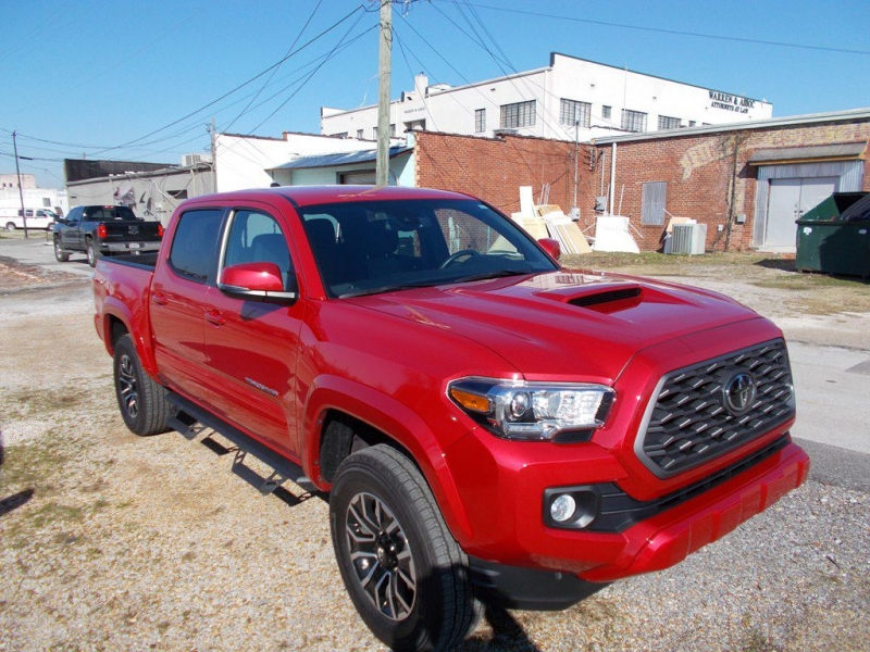 TOYOTA TACOMA SPORT 2020 price Call for Pricing.