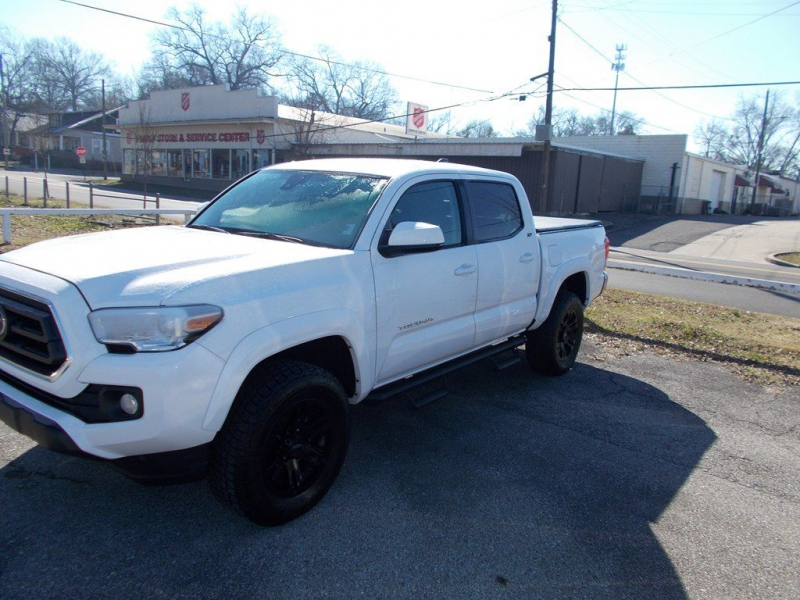 TOYOTA TACOMA XP 2020 price Call for Pricing.