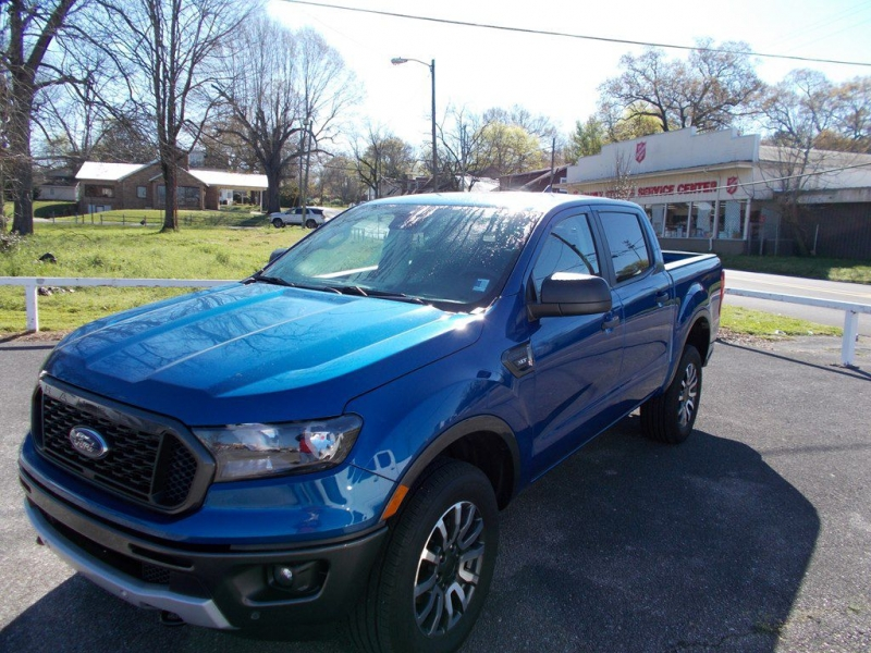 FORD RANGER XLT 2020 price Call for Pricing.