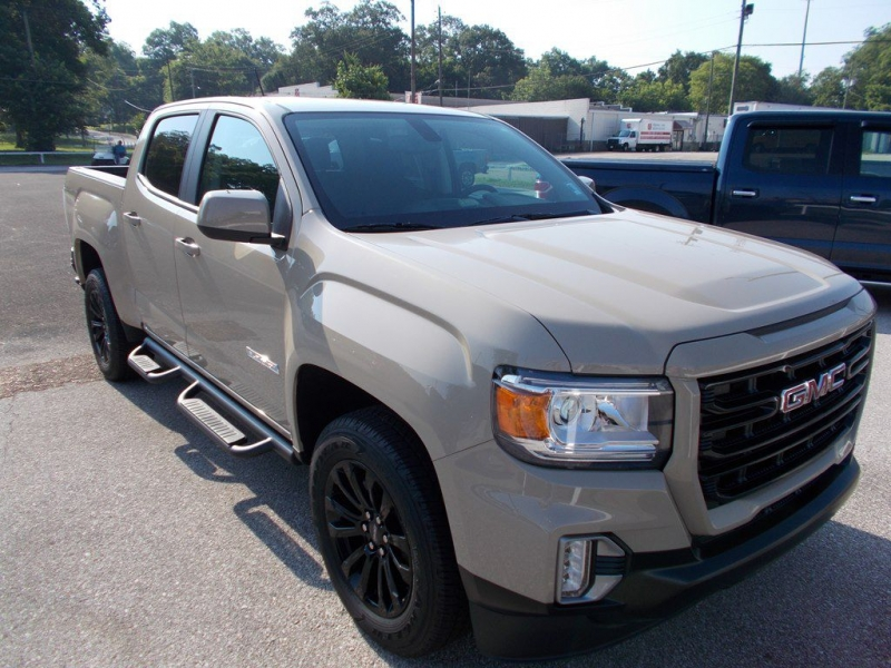 GMC CANYON 2021 price Call for Pricing.