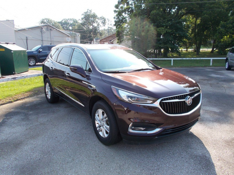 BUICK ENCLAVE 2018 price Call for Pricing.