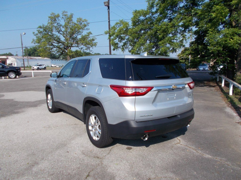 CHEVROLET TRAVERSE 2020 price Call for Pricing.