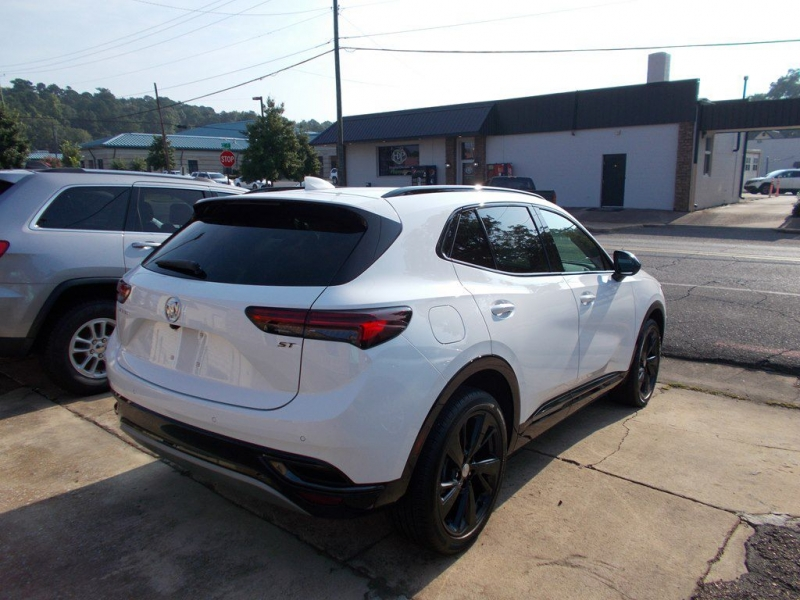 BUICK ENVISION ST 2021 price Call for Pricing.